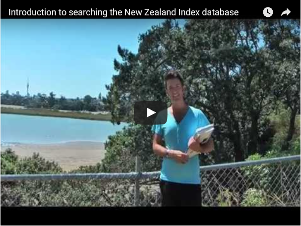 Index NZ