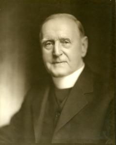 Very Rev. Dr James Gibb, 1930
